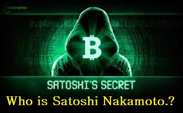 ¿Quién es Satoshi Nakamoto?