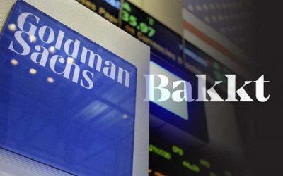 Goldman Sachs usará el servicio de custodia de Bakkt