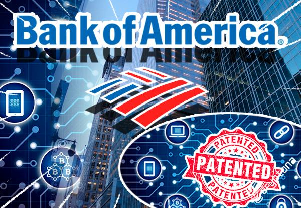 Bank of América patenta sistema de almacenamiento criptográfico