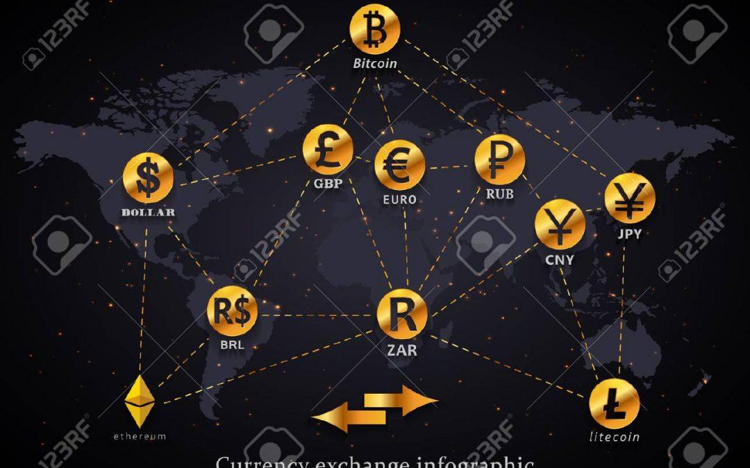 Los 10 principales países que utilizan Bitcoin