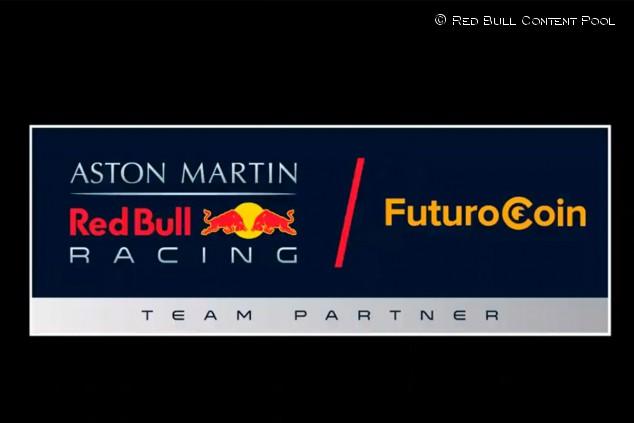 Red Bull anuncia el primer acuerdo de patrocinio de criptomoneda de Fórmula 1 del mundo