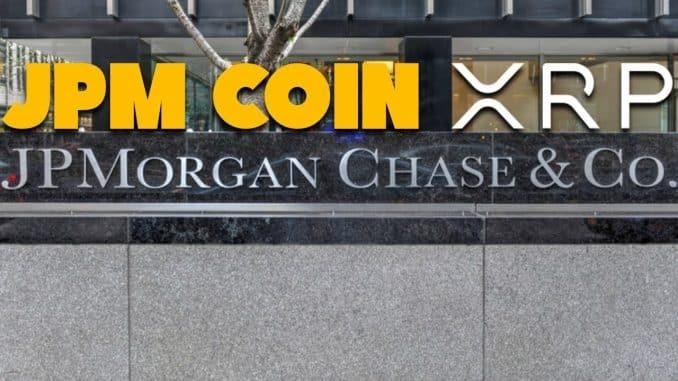 JP Morgan crea su propia Cryptomoneda