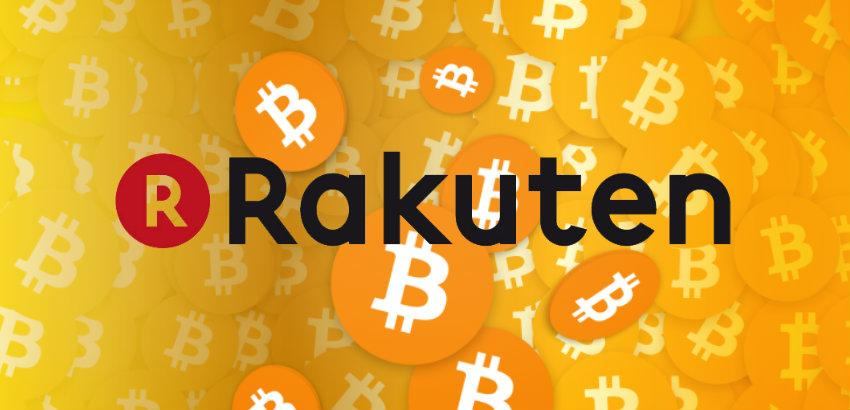 Rakuten admitirá pagos en Bitcoin a partir de abril