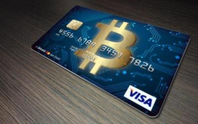 Visa se está convirtiendo en Crypto