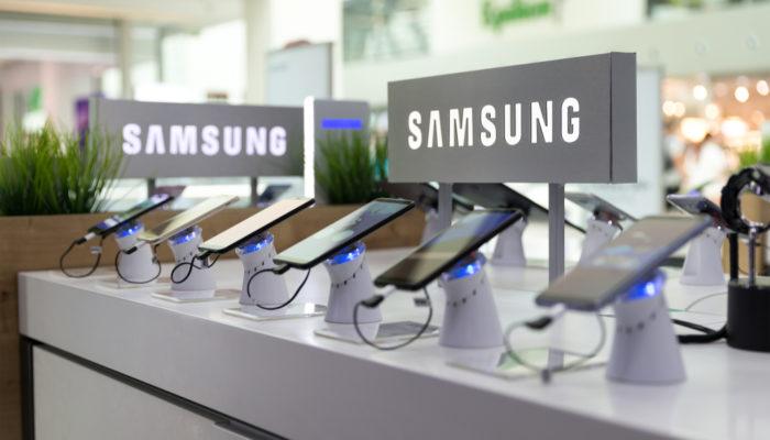 Samsung Galaxy S10 presenta su cartera de Cryptos y Dapps