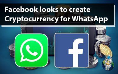 WhatsApp tendrá su propia criptomoneda para realizar pagos en la app
