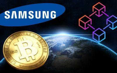 Samsung está desarrollando su propia cryptomoneda