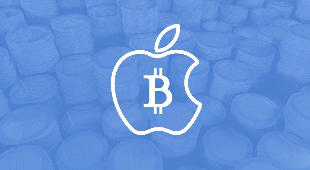 Apple incorpora soporte para cryptomonedas y Blockchain en sus dispositivos