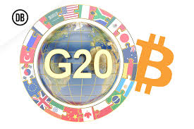El G-20 reconoce el potencial de las cryptomonedas para el sistema financiero