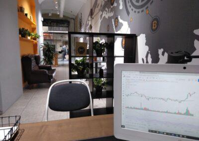 Comprar y vender Bitcoins en Barcelona