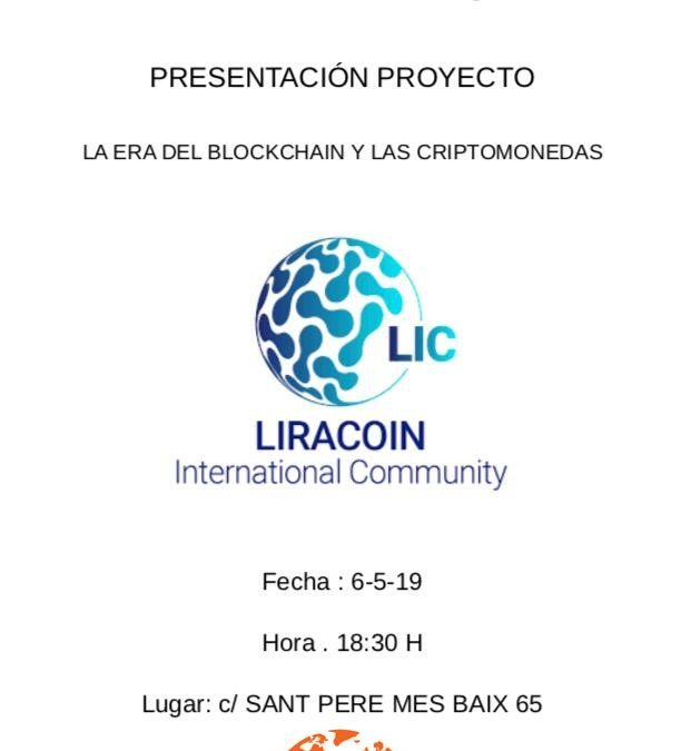 06.05.19 Meet Up en Bit Future con Liracoin